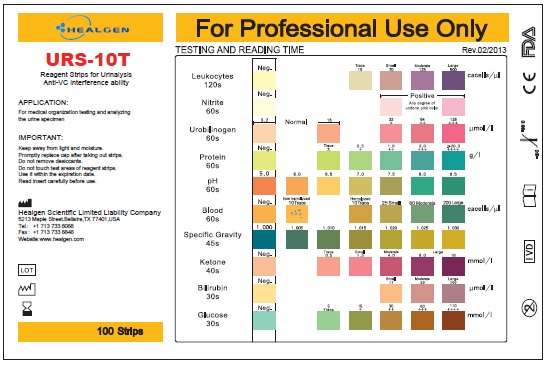 10 parameters urine reagent strips | urs-10 | urinalysis test, Skeleton