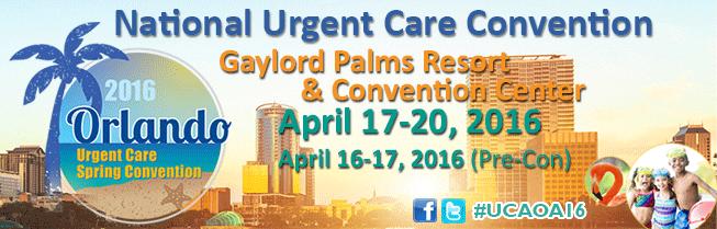 urgent care convention